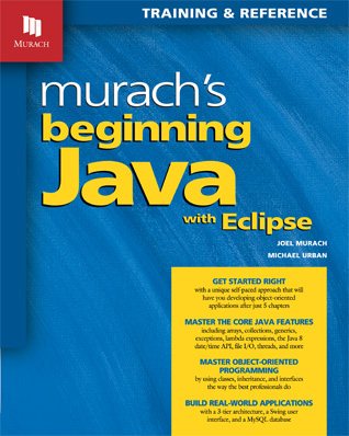 Beginning Java with Eclipse cover image