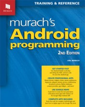 Mobile Development Books - Murach Books - Android Programming
